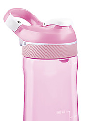 cheap -Kettle Water Bottle 709 ml PP Durable for Camping / Hiking Traveling Sky Blue Fuchsia Pink Dark Blue
