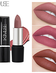 cheap -1 pcs 10 Colors Lips / lasting Dry Long Lasting Sweet Makeup Cosmetic Grooming Supplies