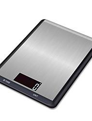 Недорогие -5 кг / 5 г цифровые кухонные весы из нержавеющей стали многофункциональный пищевой диеты кухонные весы электронные весы инструменты для приготовления пищи