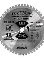 abordables -7-1 / 4 48t lame de scie circulaire finition pour lame de skalt dewalt makita