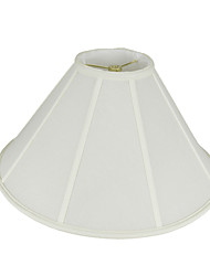 cheap -Lampshade Eye Protection / Ambient Lamps Traditional / Classic For Living Room / Study Room / Office Eggshell(EG) / White