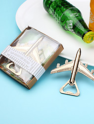 cheap -Non-personalized Alumnium Alloy Bottle Favor Classic Theme / Holiday / Plane / Aircraft Bottle Favor