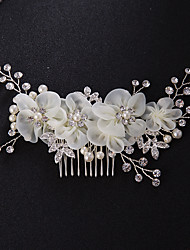 cheap -Pins Hair Accessories Alloy Wigs Accessories Women's 1 pcs pcs cm Party / Daily Wear / Outdoor Ordinary / Headpieces / Modern Contemporary Party / Easy to Carry / Women