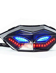 cheap -OTOLAMPARA DC 12V 12W Motorcycle Light Bulb LED Brake Light Colorful Motorcycle LED Headlamp