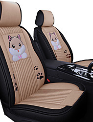 cheap -Car seat cover Summer cartoon car seat cushion cool breathable ice  five seats/general motors seat cover