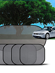 cheap -5PCS Car Sunshade Lightweight Slim Durable Car Sun Visor For Car Windows