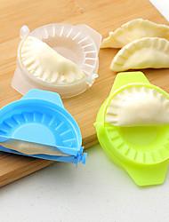Недорогие -ПП (полипропилен) Инструмент для пельменей Удобная ручка Креатив Творческая кухня Гаджет Кухонная утварь Инструменты Пельмени 2pcs
