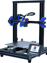 cheap -Tronxy® XY-2PRO 3D Printer 255*255*260MM 0.4 mm Support Filament Detector / Offline Printing / high-precision