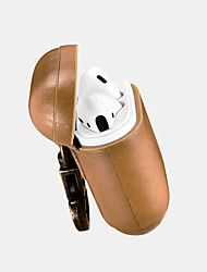cheap -ICARER for Apple Airpods Headphone Protective Case with Ring Buckle