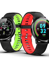cheap -KUPENG S16 Men Women Smartwatch Android iOS Bluetooth Waterproof Touch Screen Heart Rate Monitor Blood Pressure Measurement Sports Timer Pedometer Call Reminder Activity Tracker Sleep Tracker