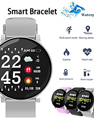 cheap -W8S Smart Watch BT Fitness Tracker Support Notify/ Heart Rate Monitor Sports Smartwatch Compatible with Samsung/ Iphone/ Android Phones