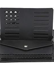 Недорогие -Автомобиль силиконовый орнамент 360 поворотный держатель телефона нескользящий коврик автомобилей регулируемый угол доски липкая панель для GPS-навигации