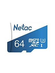 cheap -Netac 64GB Micro SD / TF Memory Card UHS-I U3 100MB/s camera