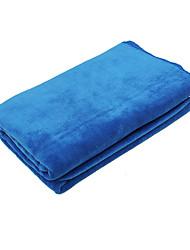 abordables -Serviette de lavage pour voiture en microfibre de 70 x 140 cm super absorbante