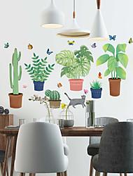 Недорогие -стикеры в горшке - слова&усиленные цитаты стикеры на стенах персонажей кабинет / кабинет / столовая / кухня