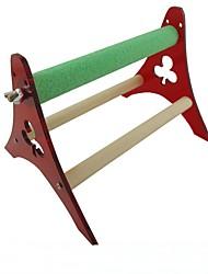 cheap -Bird Perches & Ladders Pet Friendly Cartoon Toy Bird Wood Metal 26 cm