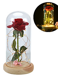 cheap -Decorative Objects, Wood Glass Modern Contemporary for Home Decoration Gifts 1pc