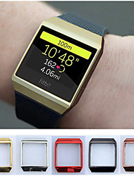 cheap -Ultra-thin Fashion  Soft TPU Screen Protector Case  for Fitbit Ionic Smart Watch