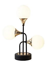 abordables -simple Décorative Lampe de Table Pour Couloir / Magasins / Cafés Métal 220V