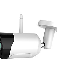 cheap -Security Wireless WIFI IP Camera 1080P Outdoor IR built-in TF card