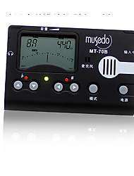 cheap -Ammoon AMT-01GB Multifunctional 3in1 Digital Tuner  Metronome  Tone Generator Universal Portable for Chromatic Guitar Bass Violin