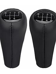 cheap -5 6 Speed Manual Gear Stick Shift Knob For BMW E28 E30 E32 E34 E36 E38 E39 E46