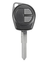 Недорогие -Автомобиль 2 кнопки дистанционного брелок чехол оболочки режущий лезвие для Suzuki Vauxhall Agila