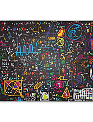 cheap -non-slip rectangle colorful mouse pad for home office and gaming desk