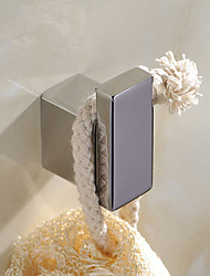 cheap -Robe Hook New Design / Creative Contemporary / Traditional Metal 1pc - Bathroom Wall Mounted