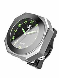 Недорогие -Мотоцикл светящегося сплава часы время датчик прохладный стиль водонепроницаемые часы украшения
