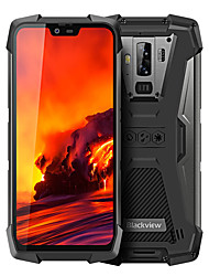 "Недорогие -Blackview BV9700 PRO Night Vision Mode 5.84 дюймовый "" 4G смартфоны (6GB + 128Гб 8 mp / 16 + 8 mp MediaTek MT6771t 4380 mAh mAh)"