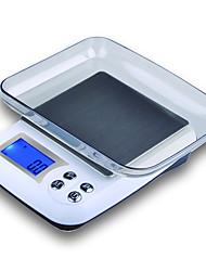 Недорогие -0.5g-3000g Автоматическое выключение Несколько режимов Электронные кухонные весы Семейная жизнь Кухня ежедневно
