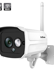 cheap -Sricam SH024 1080P Wireless HD 2.0MP WLAN H.264/265 Security CCTV Pan/Tile WiFi Baby Monitor IP Camera