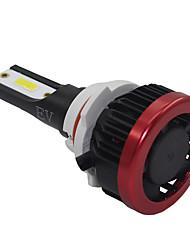 Недорогие -1pcs Мотоцикл Лампы 80 W Светодиодная лампа Налобный фонарь Назначение Мотоциклы