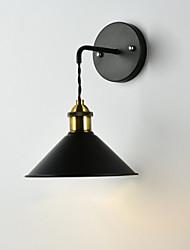 abordables -Créatif simple Bureau / Bureau de maison / Magasins / Cafés Métal Applique murale 220-240V 4 W