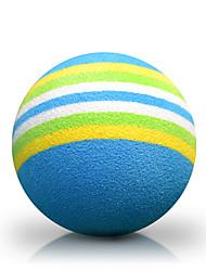 cheap -10pcs Golf Balls Golf Sports Rubber Golf Accessories For Golf Training Intermediate
