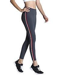 abordables -Femme Taille Haute Ruched Butt Lifting Pantalon de yoga Couleur unie Zumba Fitness Entraînement de gym Collants Tenues de Sport Butt Lift Contrôle du Ventre Power Flex Elastique Mince