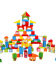 cheap -Building Blocks 100 pcs compatible Legoing Geometric Pattern All Toy Gift