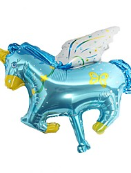 cheap -Holiday Decorations Holidays & Greeting Birthday Novelty Blue / Pink 1pc