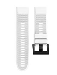 cheap -Watch Band for Fenix 5 Garmin Sport Band Silicone Wrist Strap