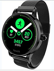cheap -KING-WEAR® S9S Men Women Smart Bracelet Smartwatch Android iOS Bluetooth Waterproof Touch Screen Heart Rate Monitor Blood Pressure Measurement Sports ECG+PPG Timer Pedometer Call Reminder Activity