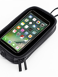 cheap -WOSAWE Motorcycle Mobile Navigation Bag Motorcycle Fuel Tank Bag with Magnetic Phone Bag