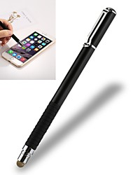 cheap -Universal 2-in-1 multi-function round thin tip capacitive touch screen stylus for iPhone iPad Samsung and other capacitive touch screen smartphones or tablets