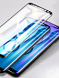 cheap -Screen Protector for Samsung Galaxy Note 8 / Note 9 3D Curved Full Tempered Glass 1 pc Front Screen Protector High Definition (HD) / 9H Hardness / Explosion Proof