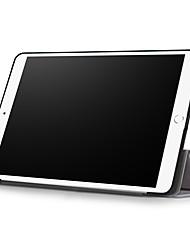 cheap -Case For Apple iPad mini 5 / iPad New Air(2019) Auto Sleep / Wake Up / Magnetic / Ultra-thin Full Body Cases Flower / Scenery / sky Hard PU Leather for iPad (2017) / iPad Pro 10.5 / iPad Mini 4