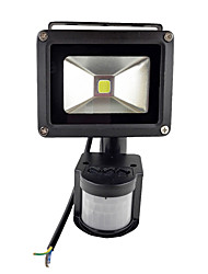 cheap -10W Waterproof 800LM PIR Motion Sensor Security LED Flood Light Outdoor Lights 85-265V
