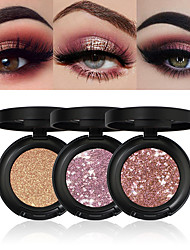 cheap -6 Colors Eyeshadow Shimmer EyeShadow Matte Shimmer Mineral Glitter Shine lasting smoky Daily Makeup Halloween Makeup Cosmetic Gift