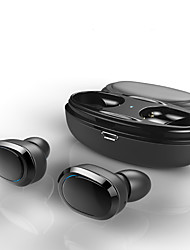 cheap -Bluetooth Wireless Earbuds With 300mAh Charging Box Sports Earphones In-ear hd Stereo Sweatproof Headphones