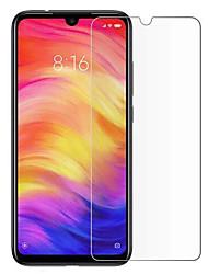 Недорогие -XIAOMIScreen ProtectorXiaomi Redmi Note 7 HD Защитная пленка для экрана 1 ед. Закаленное стекло