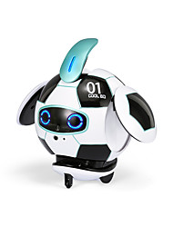 cheap -FINECO Electronic Pets Ball Singing Walking Talk Prop ABS+PC Child's All Toy Gift 1 pcs